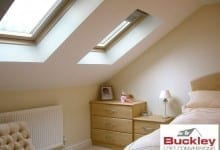 Attic bedroom west midlands
