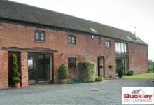 Barn Conversion Shropshire