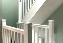 Bespoke staircase Lichfield, Staffordshire
