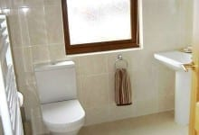 Bungalow Loft Bathroom Cannock