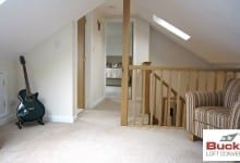Bungalow Loft Conversion Gallery Landing