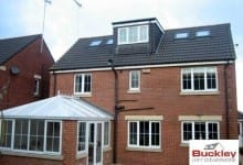 Dormer Loft Conversion Derby