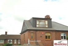 Dormer Loft Conversion Stoke-On-Trent