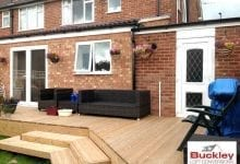 Exterior Rear Extension Birmingham