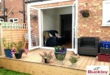 French Doors Extension Birmingham