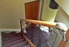 Fusion Oak Stairs Birmingham