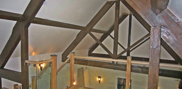 Mezzanine Loft Conversion barn conversion with installation of mezzanine floor | buckley
