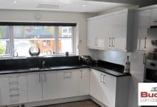 Kitchen extension Sutton Coldfield