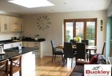 Kitchen extension wolverhampton