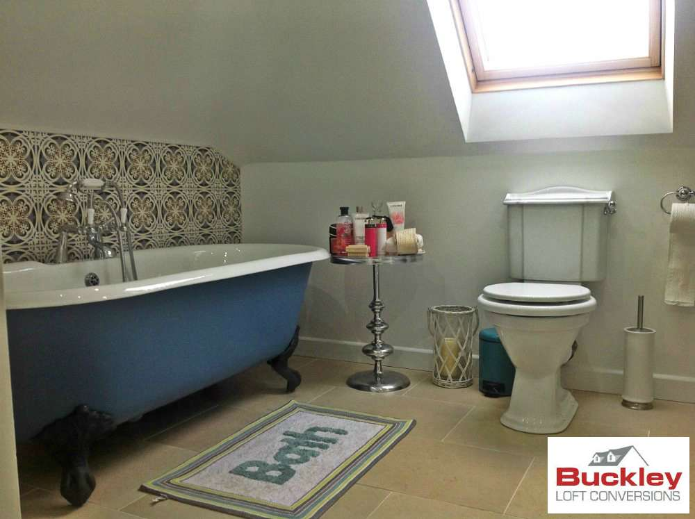 Loft Bathroom Birmingham Buckley Loft Conversions