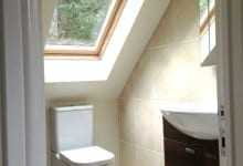 loft Bathroom Sutton Coldfield