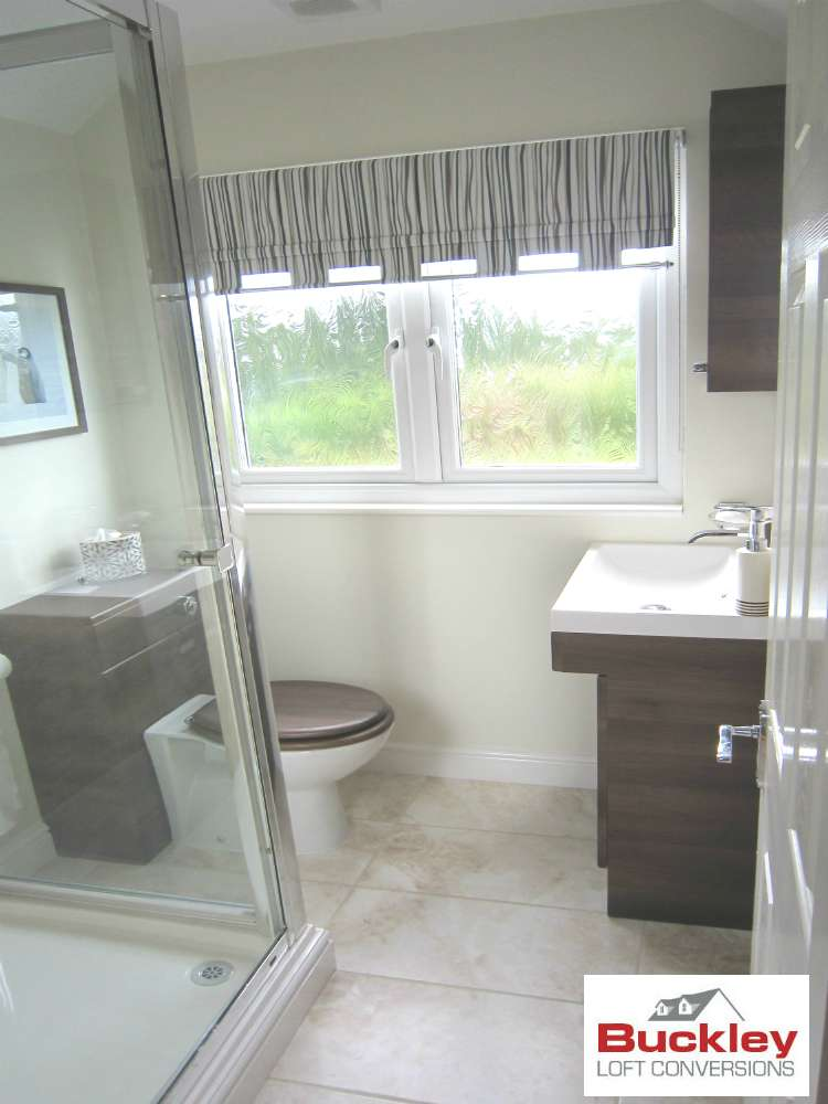 Loft Conversion Bathroom in Birmingham