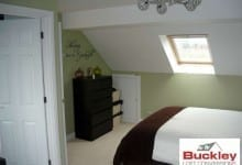 Loft Conversion Bedroom Walsall