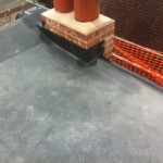 Loft Conversion Birmingham EPDM Flat Roofing Chimney After