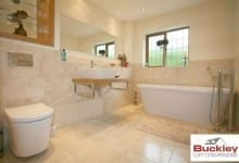 Loft Conversion Cannock Bathroom