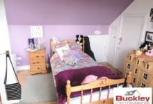 Loft Conversion Childs Bedroom Staffordshire
