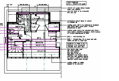 Loft Conversion Layout Currall