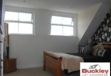 Loft Conversion Lichfield Bedroom