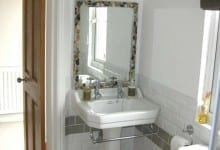 Loft Conversion bathroom in Solihull