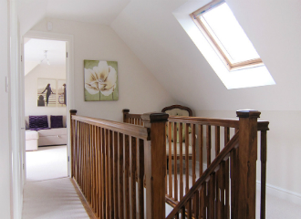 Loft Conversion in Stafford