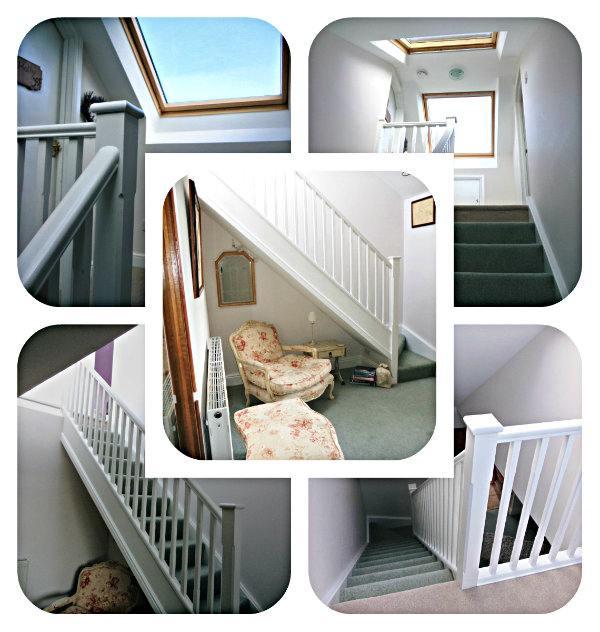 Stafford Bunaglow loft conversion Stairs