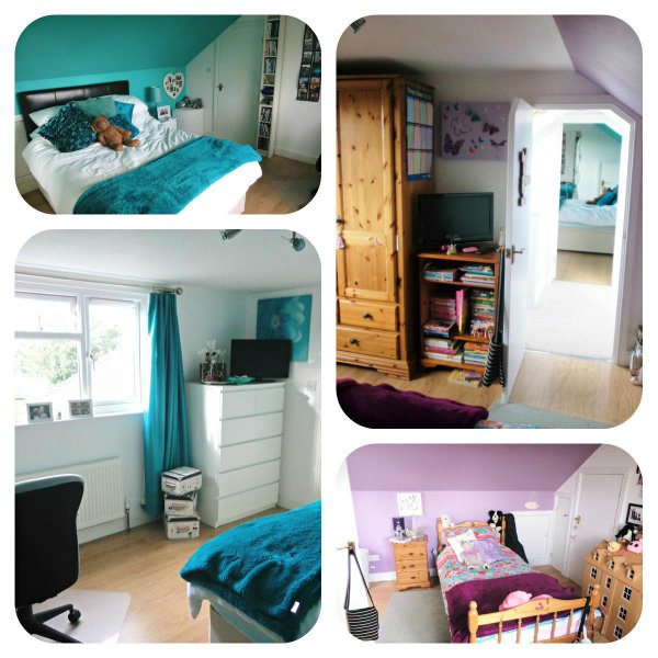 Stafford Loft Conversion childrens bedrooms
