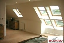 Velux Rooflights Telford Loft Conversion