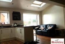 Velux Windows Extension Birmingham