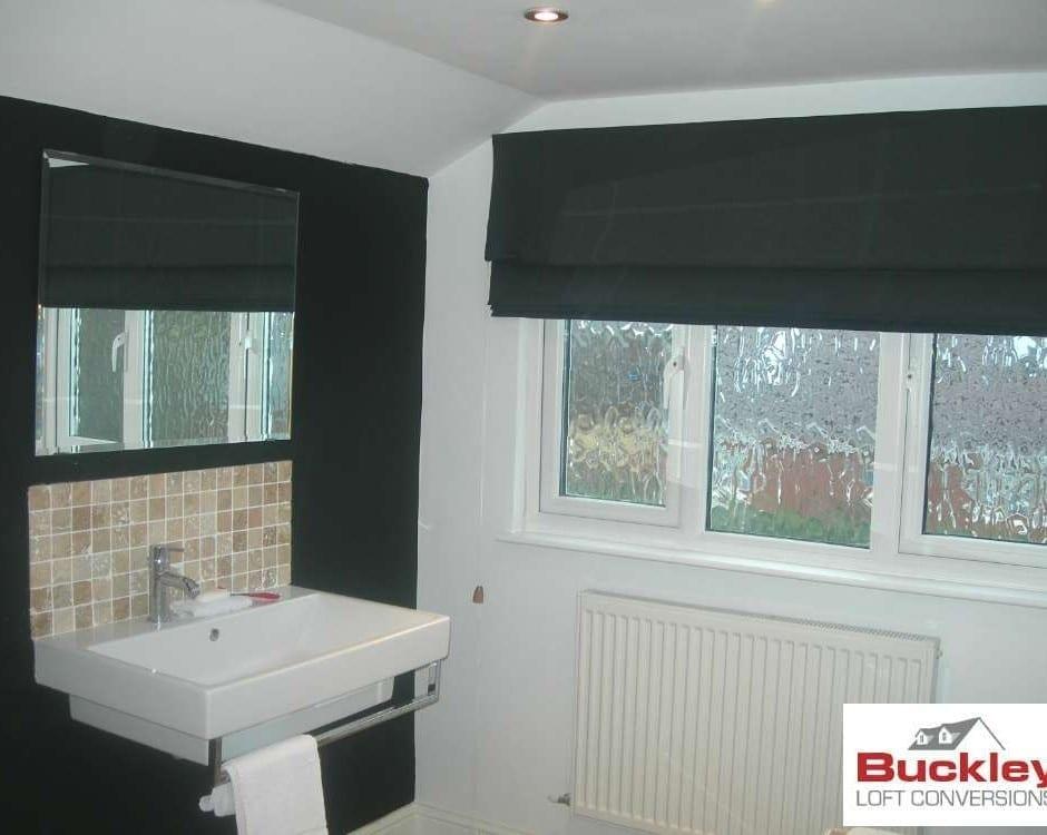 Loft bathroom birmingham buckley loft conversions for I bathrooms walsall