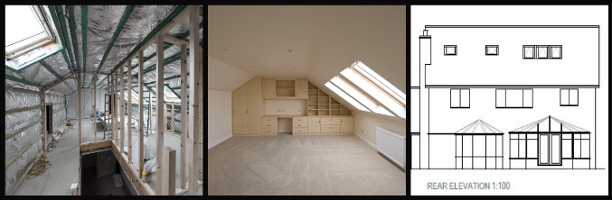 sutton coldfield velux loft conversion
