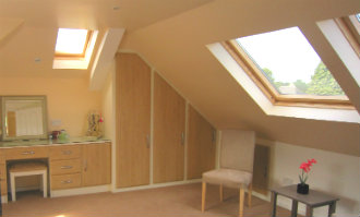 Dormer Loft Conversion in Shrewsbury, Shropshire