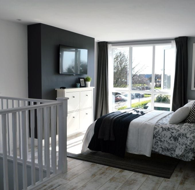 Birmingham loft conversion Bedroom