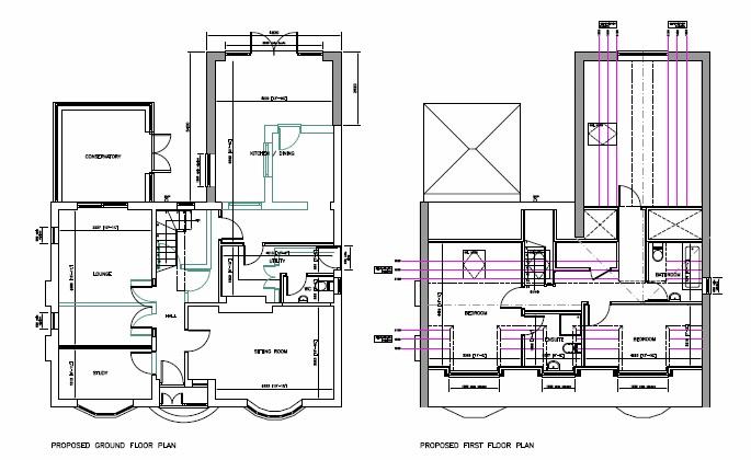 Bungalow conversion proposal