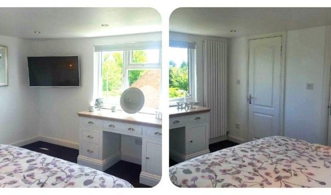 Chelmsley Grove Birmingham Loft Bedroom