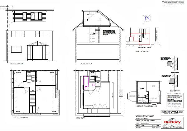 Chelmsley Grove, Birmingham Plan