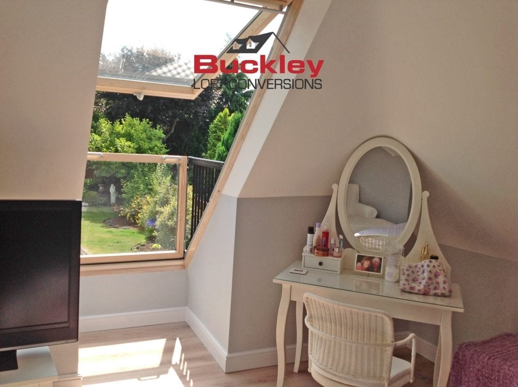Cabrio Balcony Loft Conversion Sutton Coldfield