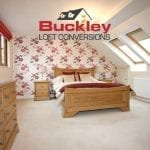 Velux Conversion bedroom Cannock Staffordshire