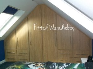 Fitted Wardrobes Loft Conversion