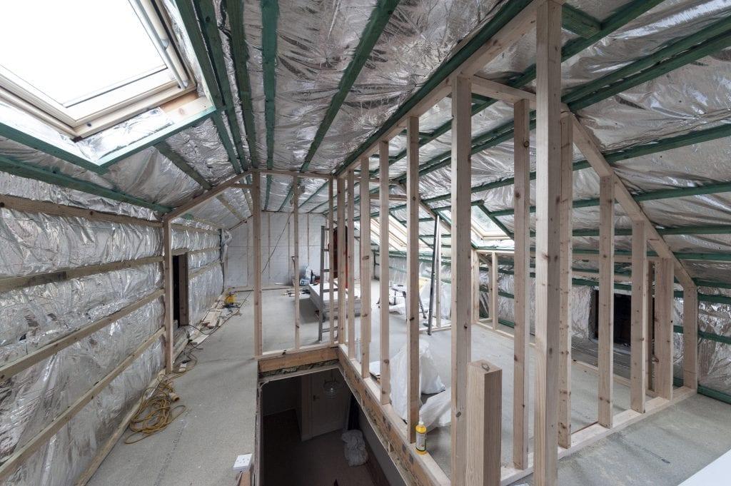 loft construction Birmingham