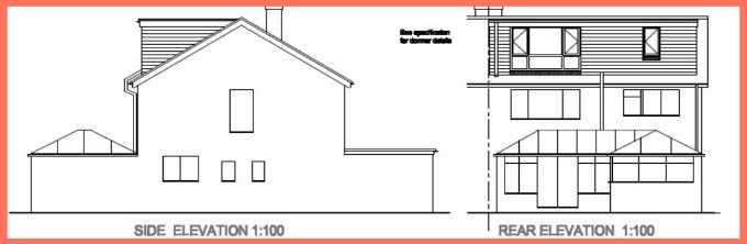 Lichfield Loft Conversion plans
