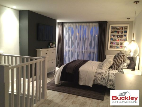 Loft Conversion Bedroom Birmingham