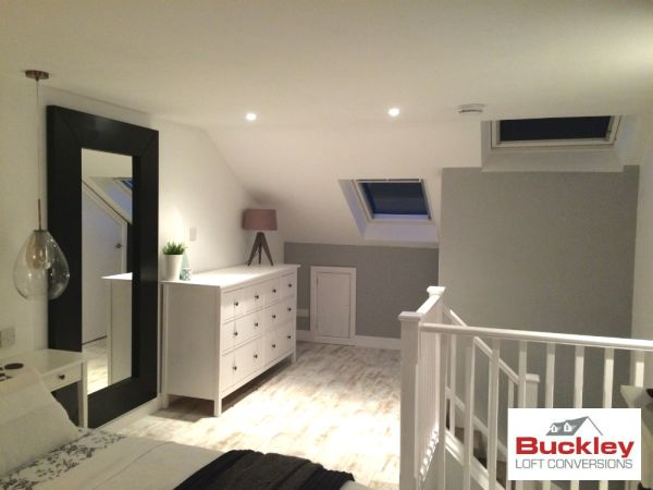 Loft Conversion Birmingham room