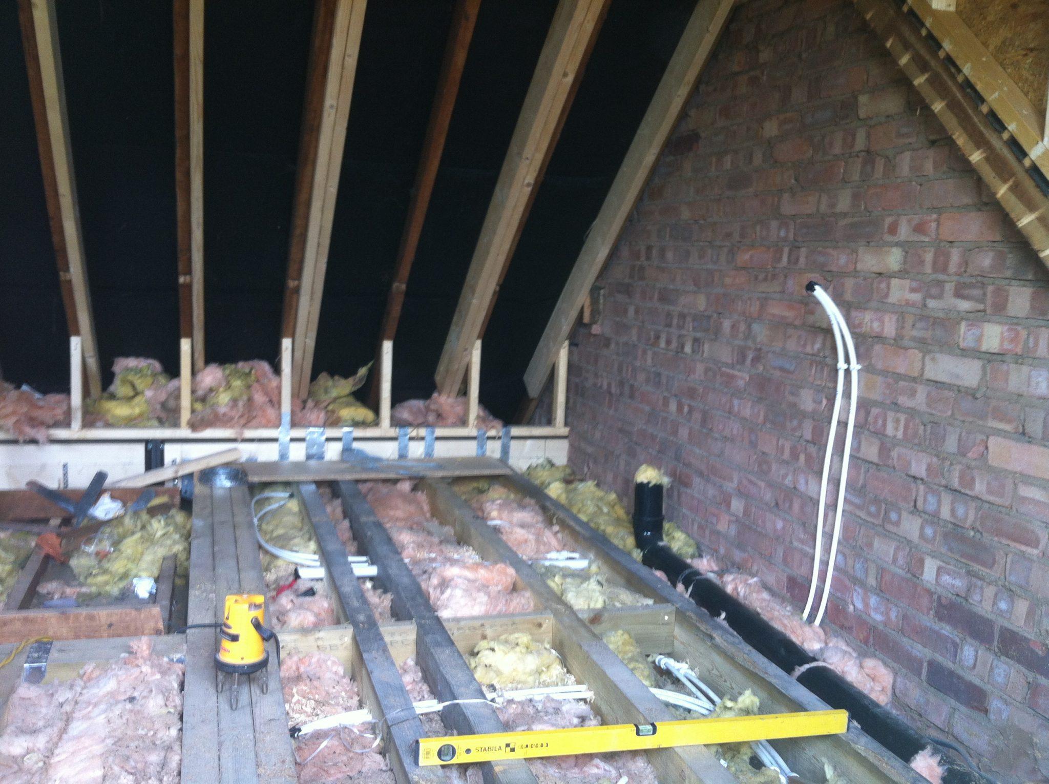 loft conversion ideas semi detached house - Loft Conversion Internal Shell
