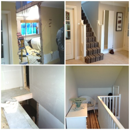 Loft Conversion Stairs Shropshire