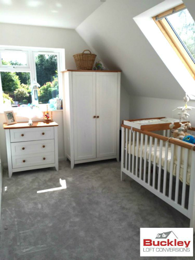 Loft Conversion nursery