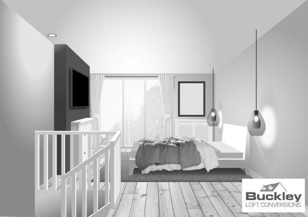 Loft Design  Birmingham 1
