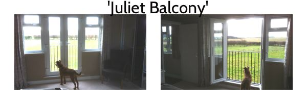 Loft conversion juliet balcony