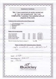 Telford Loft Conversion Review