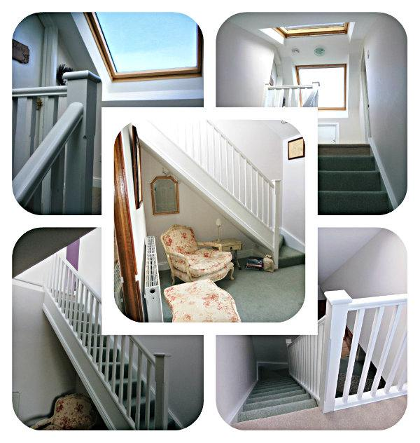 Stafford Bunaglow loft conversion Stairs