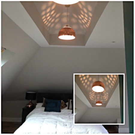 Sutton Loft Conversion Bedroom